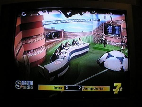 Diretta Tv Su Eurosport E Italia 7 Gold Telecity Solo La Radio Per La Rai